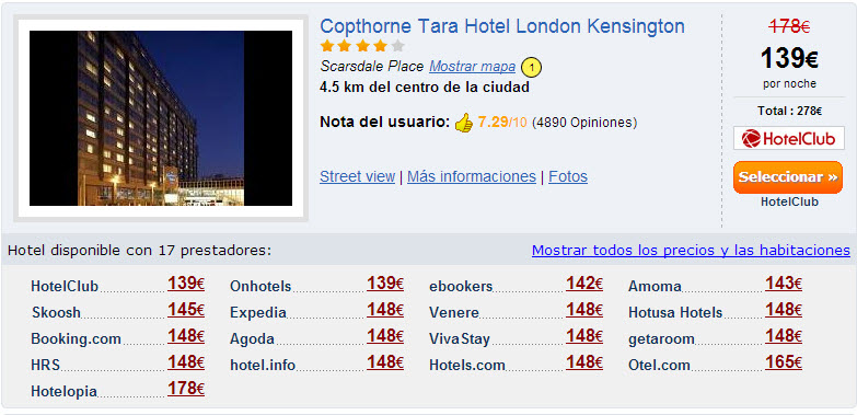 jetcost hoteles