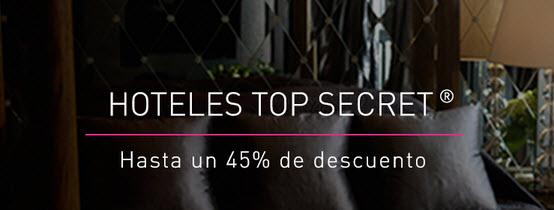 lastminute hoteles top secret