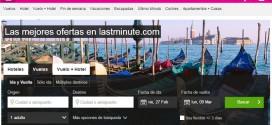 Lastminute: opiniones sobre sus vuelos y hoteles top secret