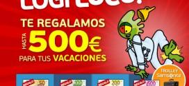 Logiloco: análisis de las ofertas de Logitravel para 2015