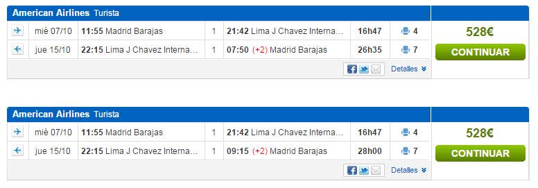 rumbo vuelos latinoamerica 2015