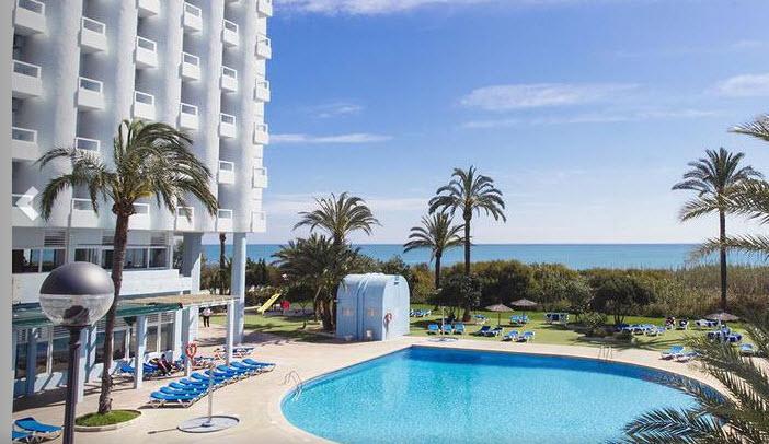 vacaciones baratas hoteles de playa julio
