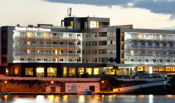 hoteles para adultos en Menorca 2015