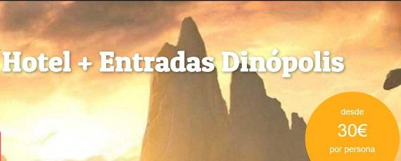 Parques temáticos Dinópolis