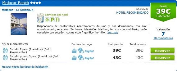 hoteles de playa 2016 promociones