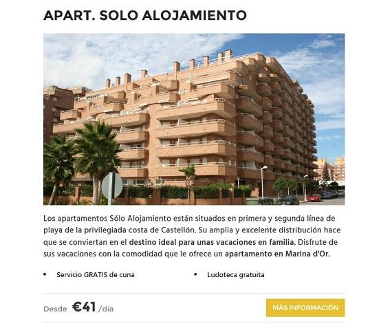 marinador apartamentos