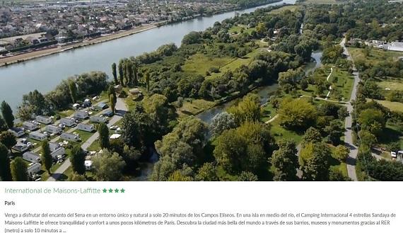 campings francia 2016 online