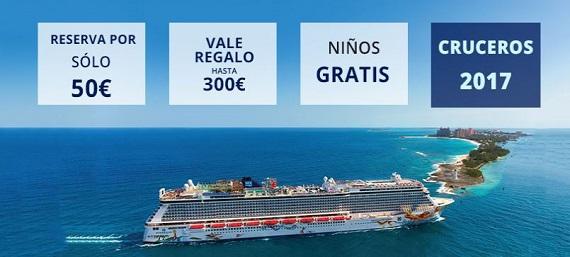 cruceros baratos ofertas