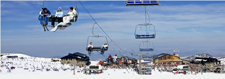 Ofertas viajes Nieve Sierra Nevada