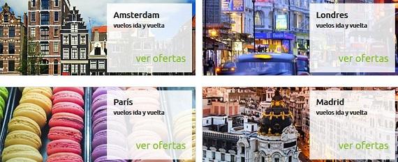 viajes semana santa europa