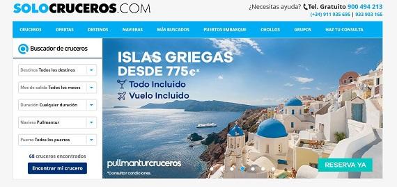 cruceros semana santa islas griegas