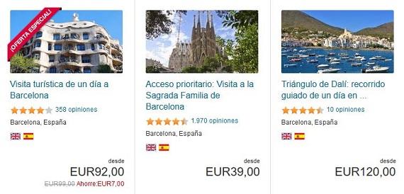 viator barcelona