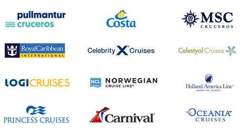 Mejores compañías de cruceros